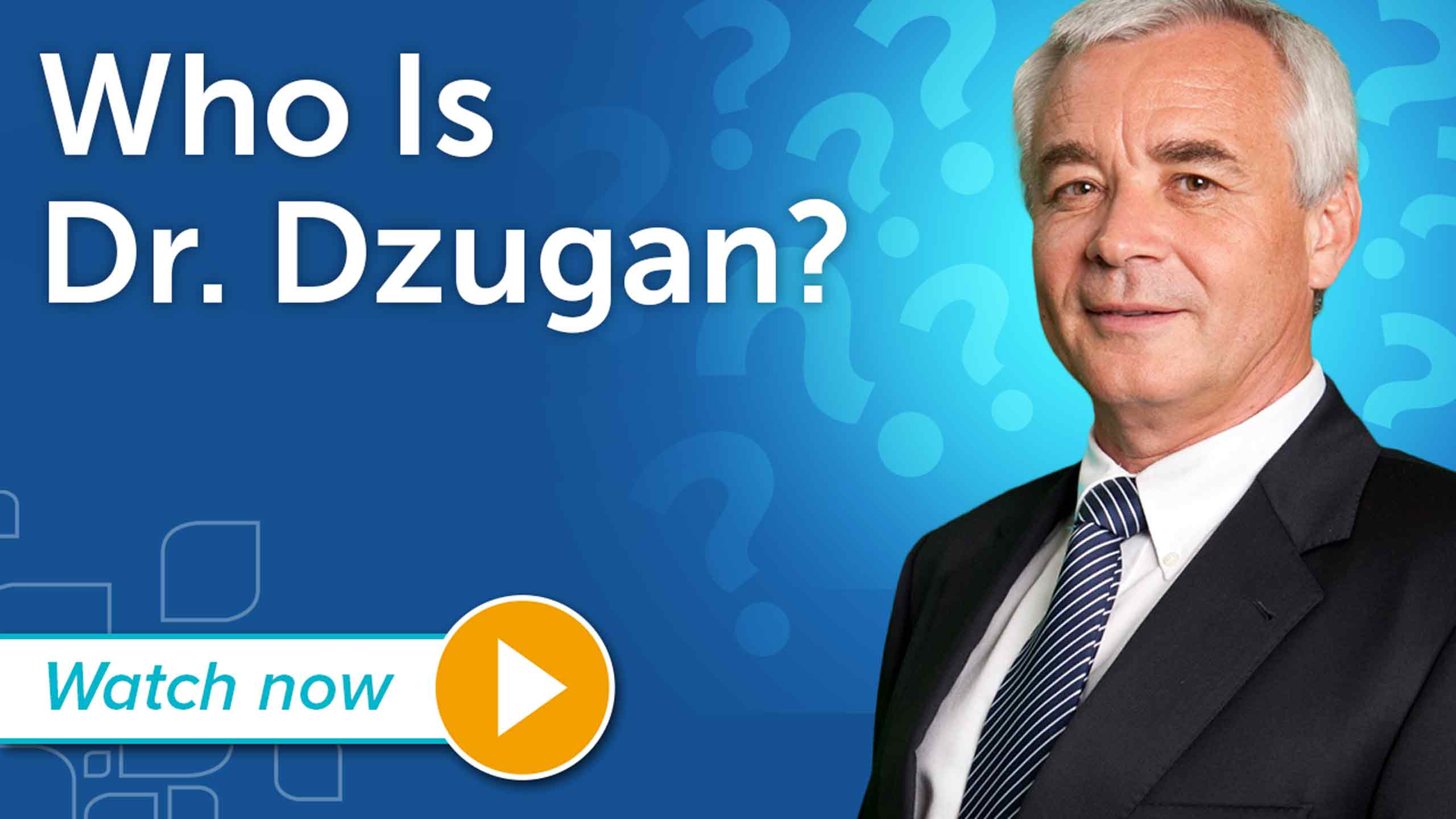 Who is Dr. Dzugan?
